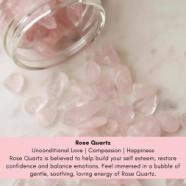 LumiJewel - Rose Quartz